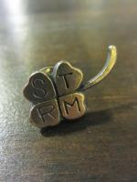 STRM clover PINS