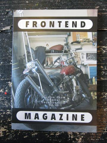 FRONTEND MAGAZINE Vol.18(OTHERS)サブ画像