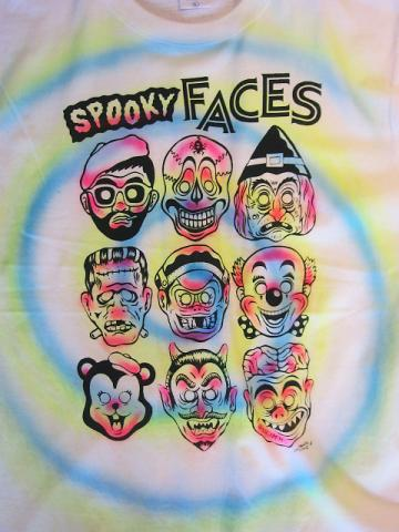 SPOOKEY FACES LOWBROW(strumm)サブ画像