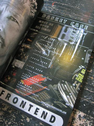 FRONTEND MAGAZINE Vol.24(OTHERS)サブ画像