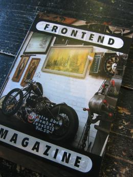 FRONTEND MAGAZINE Vol.20(OTHERS)メイン画像