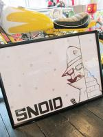 SNOID WINTER POSTER