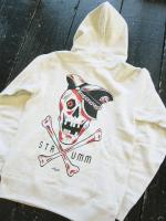 OUTLOW SKULL HOODED
