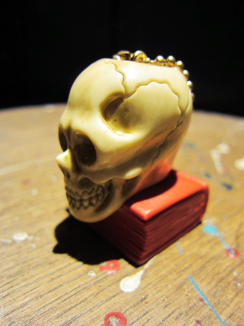 BOOK ON SKULL(COLLECTIBLES!!!)メイン画像