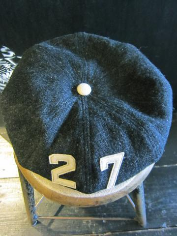 NUMBERING CASQUETTE BLACK(COLLECTIBLES!!!)サブ画像