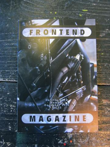 FRONTEND MAGAZINE Vol.22(OTHERS)サブ画像