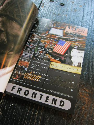 FRONTEND MAGAZINE Vol.14(OTHERS)サブ画像